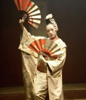 Japanese Fan Dance