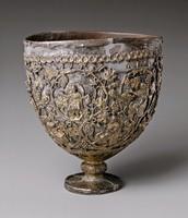 A challis (cup)