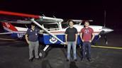 CAP Pilots support HLS missions...