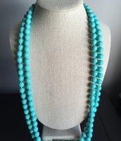 La Coco Turquoise Rope $19 SOLD