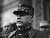 France Commander Joseph Joffre