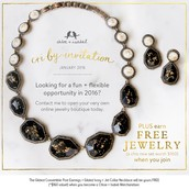 Invite a Friend - You both get GREAT jewelry!!