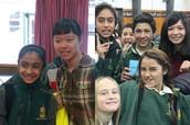 融入-當地學校
