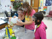 Future Scientists at Work!