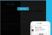 Bekijk de hele site van dit ontwerp