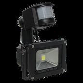 10W SAPPHIRE LED FLOOD LIGHT with sensor