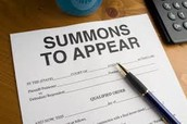 Summons,Mediation and Complaint