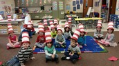 Cat in the Hat Class Picture