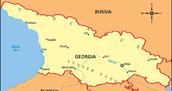 Goergia map