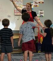 And Music Teachers singing?