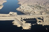 Problems with the Aswan Dam?