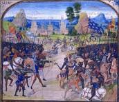 Battle of Agincourt, 1415