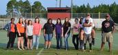 Seniors Paint the Field