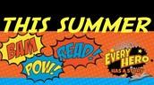 Summer Reading Programs Begin June 4th