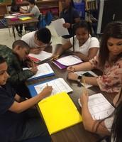 Small Group Writing
