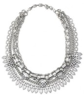 Sutton Necklace - Silver