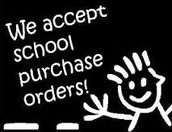 Summer Purchase Order Procedures