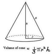 10.7 - Finding the Volume for Pyramids and Cones!