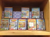 Lakeshore interactive games