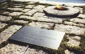 קבר הנשיא קנדי