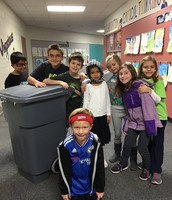 2nd Grade Recycling!!