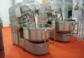 EVO 200 and EVO 300 (+ spare bowl)  Removable Bowl Mixers