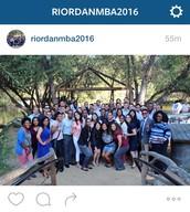 RiordanMBA2016 Instagram is now LIVE!
