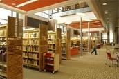 מציאת חומר בספריה