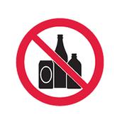 KEINE ALCOHOL!!