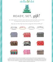 Ready, Set, Gift!