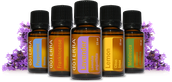 We Only Use Certified Pure Theraputic Grade Essential Oils