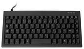 The keyboard