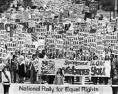 Not everyone had equal rights