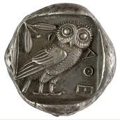 Athena's symbol