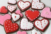 $1 Donation for Valentine's Party