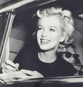 Role model: Marilyn Monroe