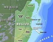 Gladden Spit, Belize