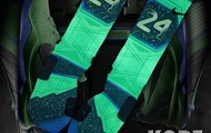 The Kobe swagg Elite socks