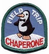 CHAPERONES NEEDED