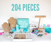 Ultimate Jewelry Bar Launch Kit