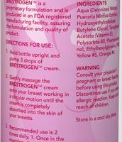 Brestrogen Label