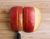 La manzanas