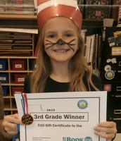 3rd Grade Winner