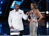 Steve Harvey announces wrong Miss Universe