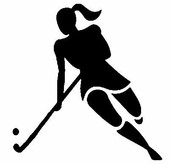 I Play Hockey.