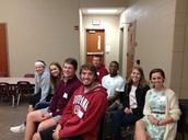 Our Mentors!