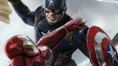 ¿De que bando estás de Capitan America o de Iron Man?