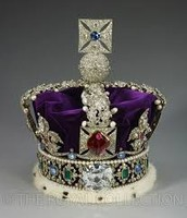 put on the crown