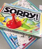 Play a Life size game of SORRY