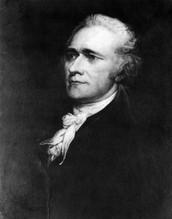 who is Alexander Hamilton?